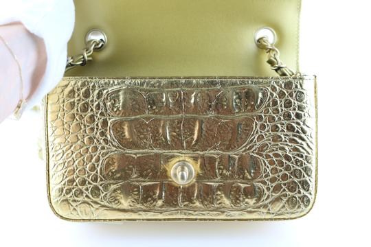 Chanel Mini Croc Mini 19a Mini 19a Mini 19a Cross Body Bag Image 10