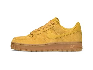 Nike Mineral Yellow Athletic