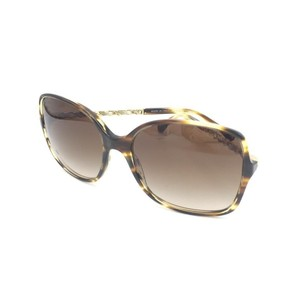 Chanel Chanel Squared Havana Gold Quilted Sunglasses 5210-Q 1498/S5