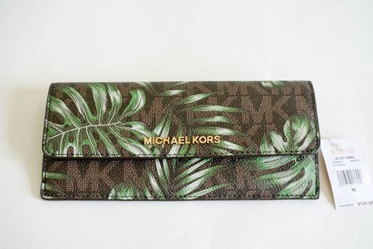 Michael Kors Michael kors Flat Wallet Jet Set Travel Image 9