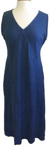 Blue Maxi Dress by Cut Loose