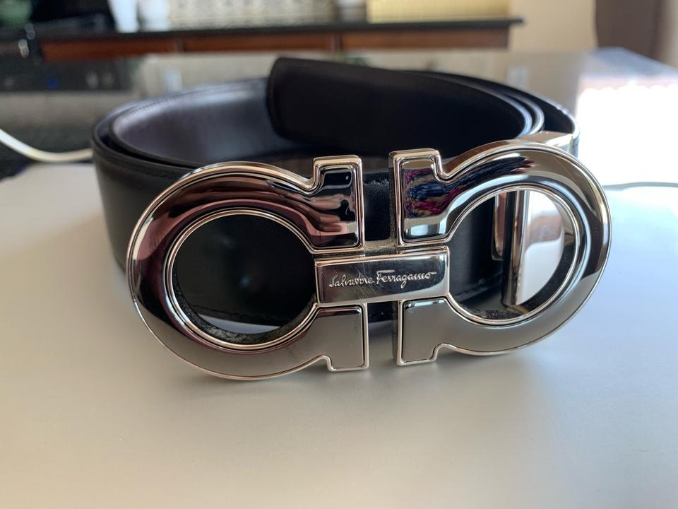 Salvatore Ferragamo Belt 39% off retail
