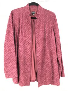 Eileen Fisher mauve Jacket