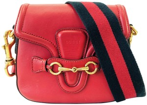 Gucci Strap Cross Body Bag