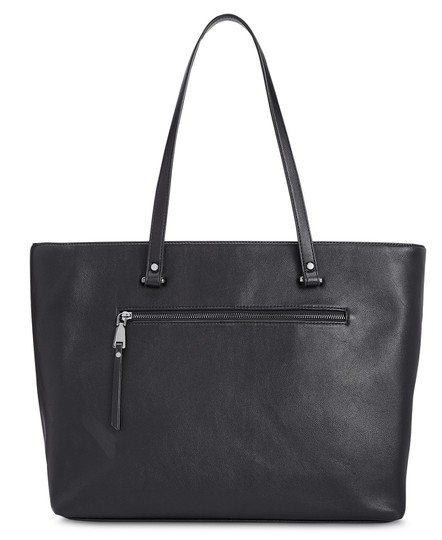 INC International Concepts Tote in Black Image 1