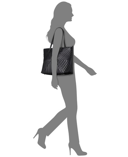 INC International Concepts Tote in Black Image 4