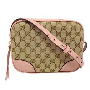 Gucci Gg Guccissima Cross Body Bag