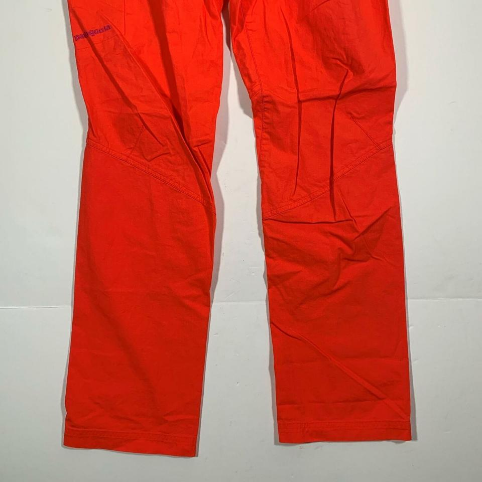 pretty nice 74411 5a823 Patagonia Orange Excellent Condition Pant Organic Straight Leg Jeans Size  32 (8, M)