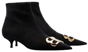 Balenciaga Night Out Date Night Autumn black Boots