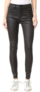 DL1961 Coated Waxed Ankle Revolve Shopbop Skinny Jeans