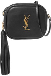 Saint Laurent Monogram Blogger Ysl Blogger Cross Body Bag