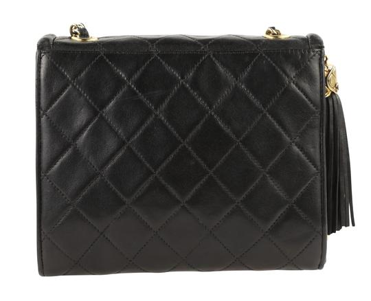 Chanel Crossbody Lambskin Shoulder Bag Image 2