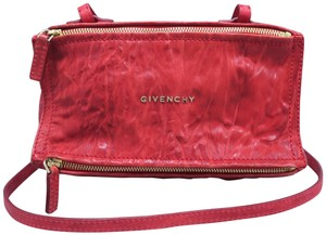 Givenchy Leather Pandora Small Cross Body Bag