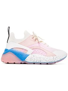 Stella McCartney pink and white Athletic