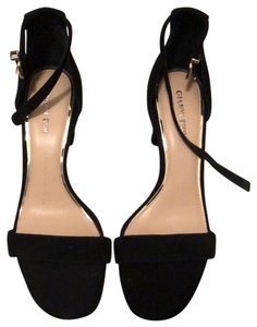 Gianni Bini Black Sandals