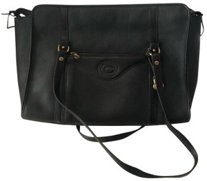 Dooney & Bourke black Messenger Bag
