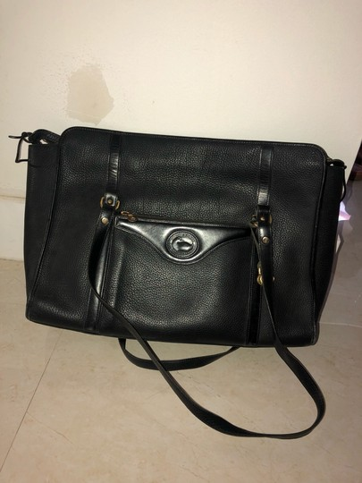 Dooney & Bourke black Messenger Bag Image 1