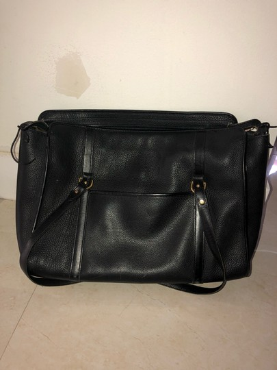 Dooney & Bourke black Messenger Bag Image 2