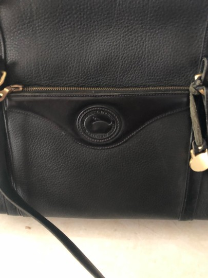 Dooney & Bourke black Messenger Bag Image 5