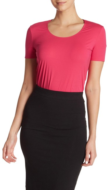 Preload https://img-static.tradesy.com/item/25684299/wolford-heartbeat-pink-tee-shirt-size-8-m-0-1-650-650.jpg