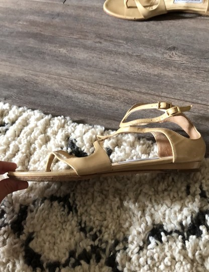 Jimmy Choo Tan Sandals Image 2