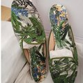 Dior Green Blue Multicolored Mules Image 7