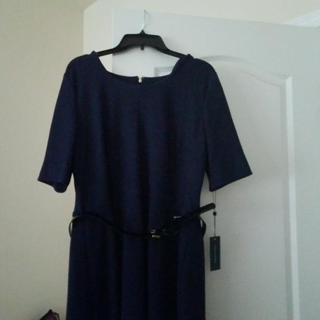 Preload https://item2.tradesy.com/images/tommy-hilfiger-navy-blue-flair-short-casual-dress-size-16-xl-plus-0x-25684431-0-0.jpg?width=400&height=650