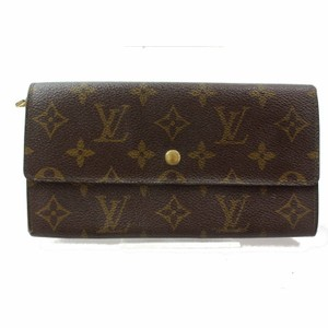 Louis Vuitton Emilie Sarah Long Bifold Wallet