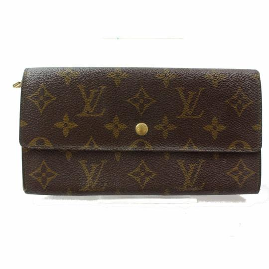 Louis Vuitton Emilie Sarah Long Bifold Wallet Image 0