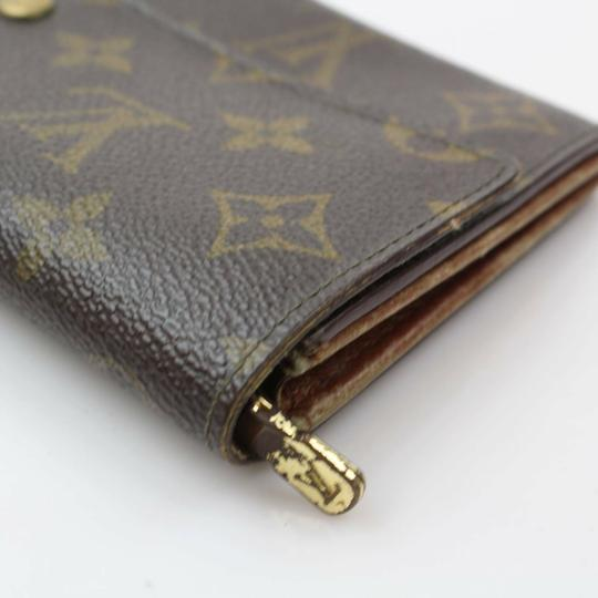 Louis Vuitton Emilie Sarah Long Bifold Wallet Image 2