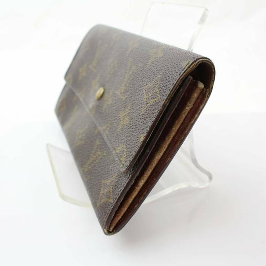 Louis Vuitton Emilie Sarah Long Bifold Wallet Image 3