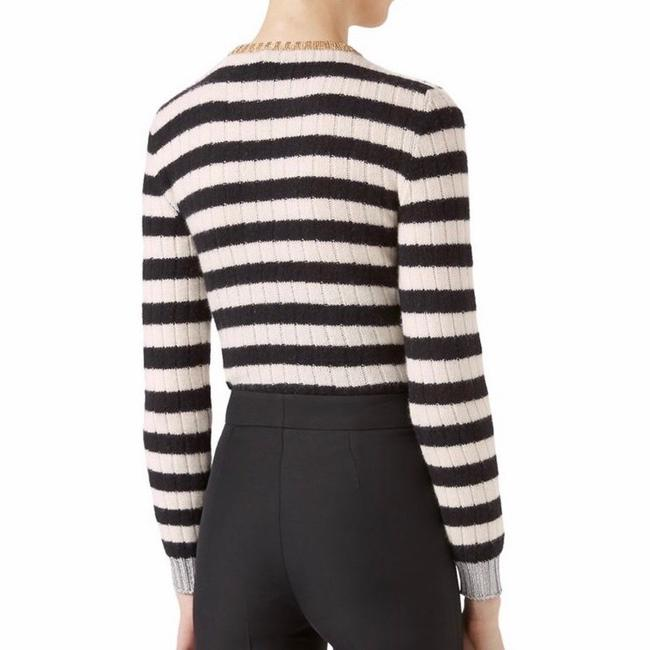 Gucci Cashmere Wool Embroidered Sweater Image 2