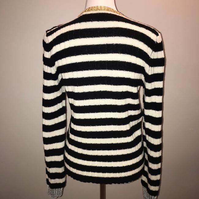 Gucci Cashmere Wool Embroidered Sweater Image 3