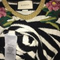 Gucci Cashmere Wool Embroidered Sweater Image 5