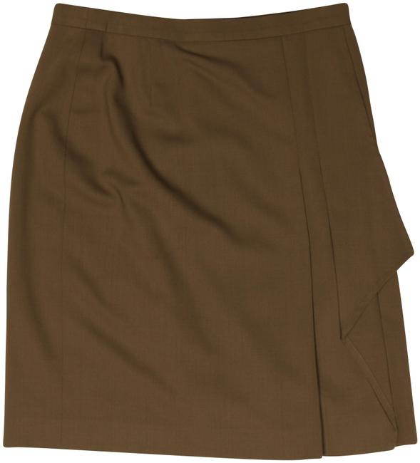 Preload https://img-static.tradesy.com/item/25684630/escada-gold-brown-classic-wool-with-sewn-in-draped-pleat-lined-skirt-size-10-m-31-0-2-650-650.jpg