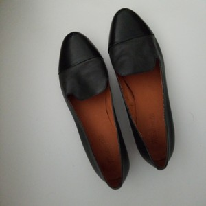 Madewell black madewell leather loafer Flats