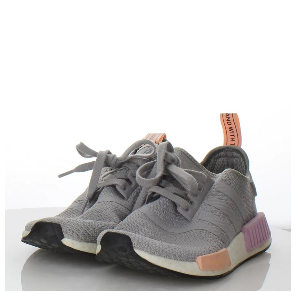 best sneakers c10dd 46f68 adidas Nmd R1 Light Grey Knit Women's M Sneakers Size US 6.5 Regular (M, B)  52% off retail