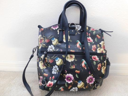 Rosetti Print Birds And Blooms Birds Backpack Image 1