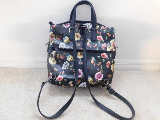 Rosetti Print Birds And Blooms Birds Backpack Image 3
