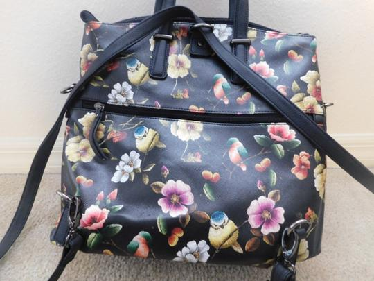Rosetti Print Birds And Blooms Birds Backpack Image 5