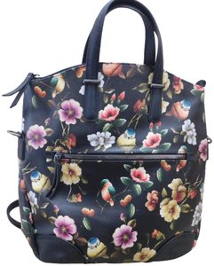 Rosetti Print Birds And Blooms Birds Backpack