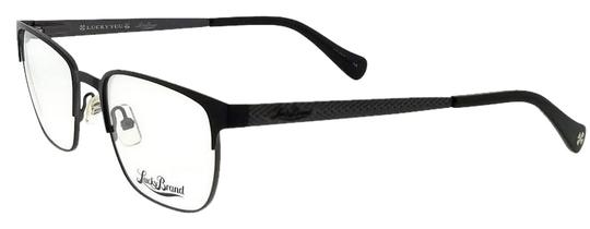 Preload https://img-static.tradesy.com/item/25684827/black-d300-black-53-mens-rectangle-frame-clear-lens-genuine-eyeglasses-0-1-540-540.jpg
