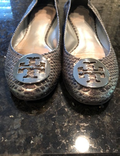 Tory Burch silver Wedges Image 1