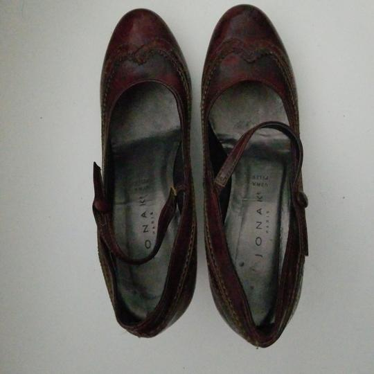 jonak paris bordeaux Pumps Image 0