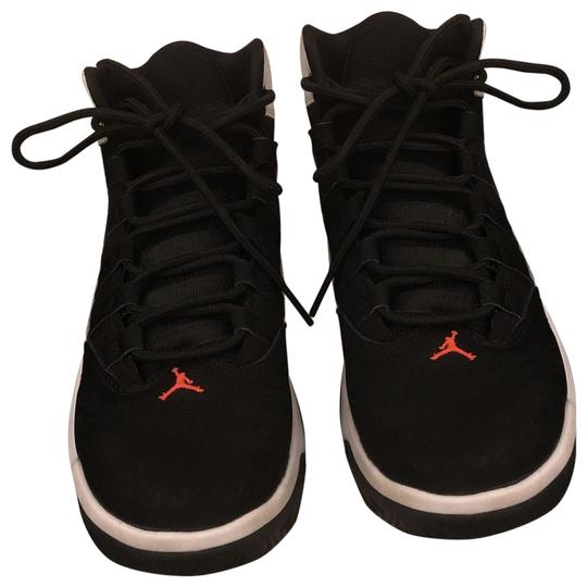 Air Jordan Black and White Athletic Image 0