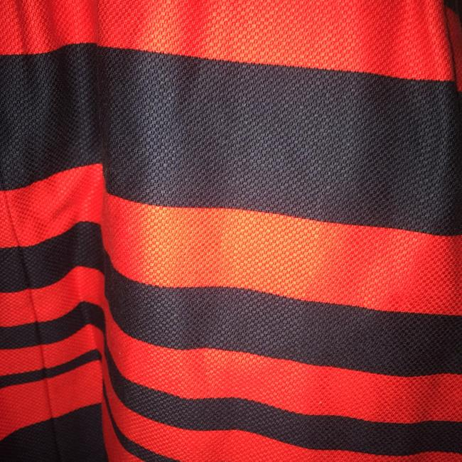 The Limited short dress navy blue/red on Tradesy Image 2