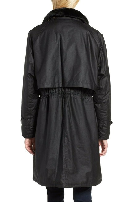 Barbour Trench Coat Image 1
