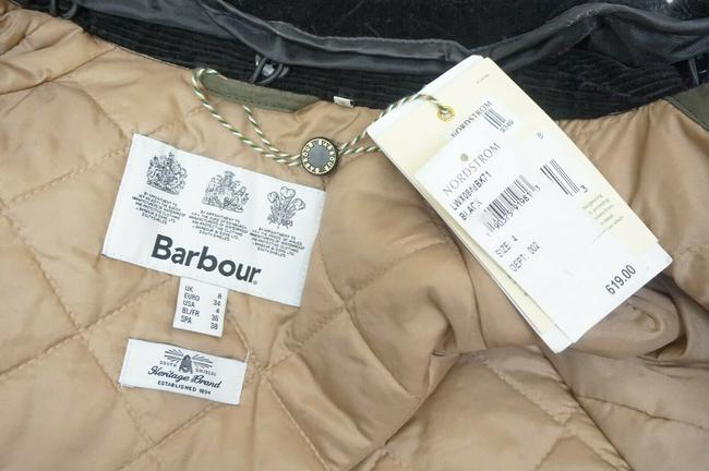 Barbour Trench Coat Image 4