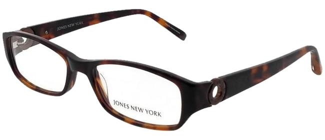 Item - Black Jones-j732-tortoise-51 Women's Frame Demo Lens Eyeglasses