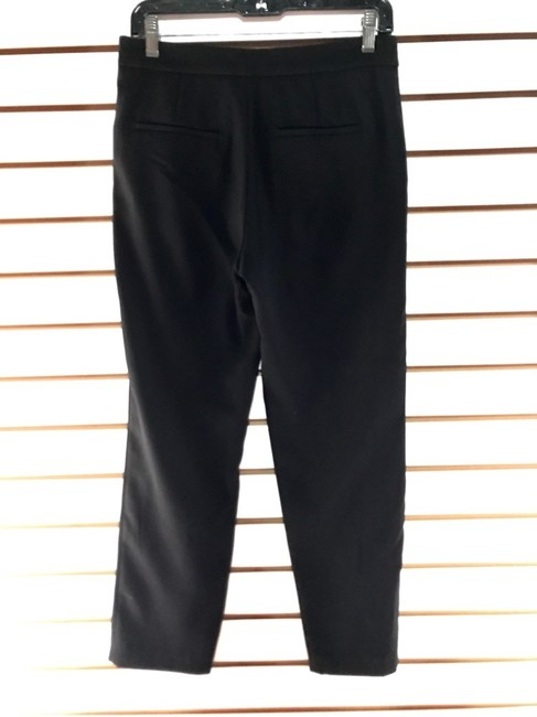 Zara Trouser Pants Black Image 2